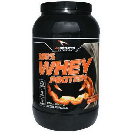 AI Sports Nutrition Anabolic Innovations, 100% Whey Protein, Limited Edition, Pumpkin Pie 884g