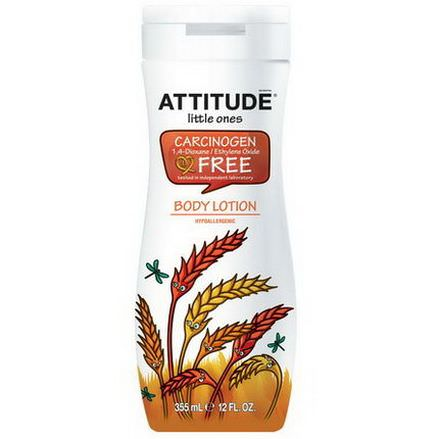 ATTITUDE, Little Ones, Body Lotion 355ml