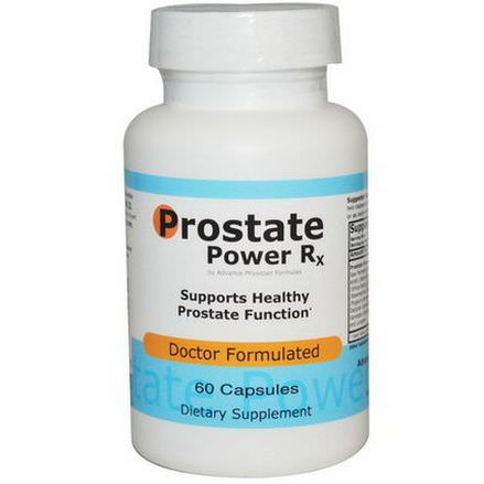 Advance Physician Formulas, Inc. Prostate Power RX, 60 Capsules