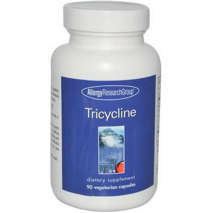 Allergy Research Group, Tricycline, 90 Veggie Caps