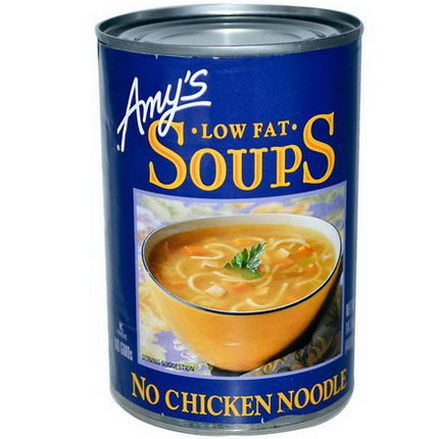 Amy's, Low Fat No Chicken Noodle 400g