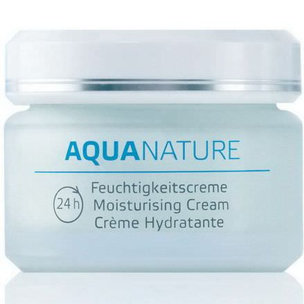 AnneMarie Borlind, Aqua Nature, 24h Moisturizing Cream 50ml