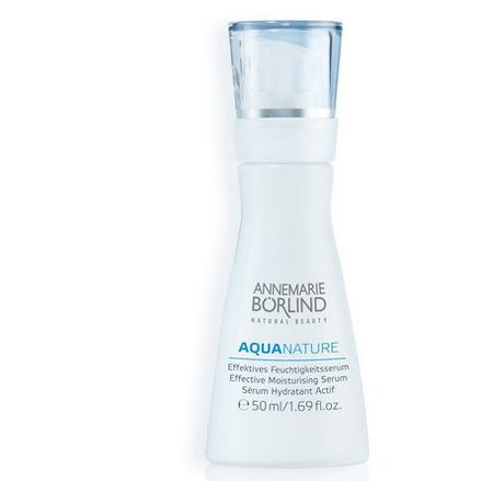 AnneMarie Borlind, Aqua Nature, Effective Moisturizing Serum 50ml