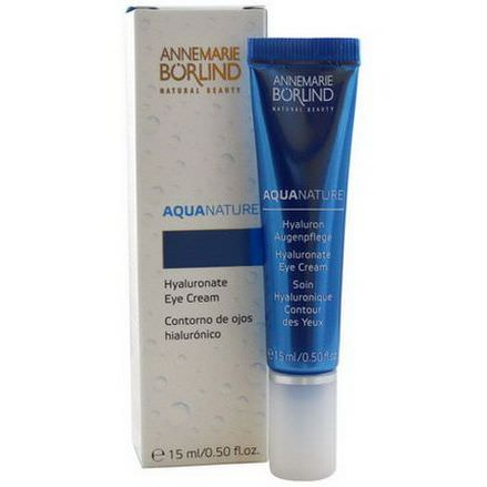 AnneMarie Borlind, Aqua Nature, Hyaluronate Eye Cream 15ml