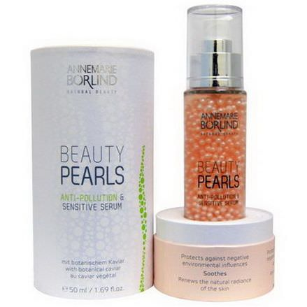AnneMarie Borlind, Beauty Pearls, Anti-Pollution&Sensitive Cream 50ml