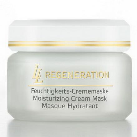 AnneMarie Borlind, LL Regeneration, Moisturizing Cream Mask 50ml