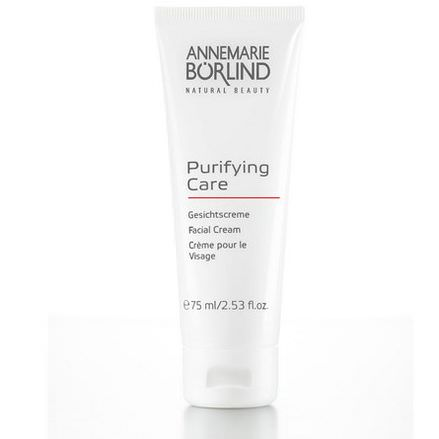 AnneMarie Borlind, Purifying Care, Facial Cream 75ml