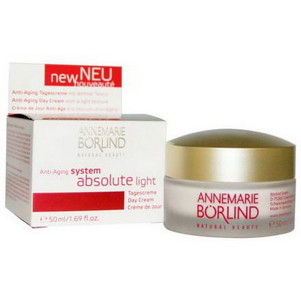 AnneMarie Borlind, System Absolute Light, Anti-Aging Day Cream 50ml