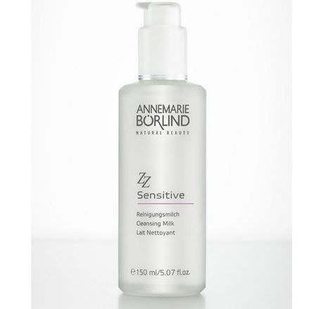 AnneMarie Borlind, ZZ Sensitive, Cleansing Milk 150ml