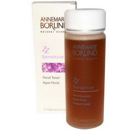 AnneMarie Borlind, ZZ Sensitive, Facial Toner 150ml