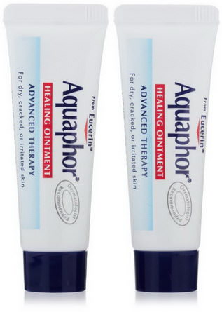 Aquaphor, Healing Ointment, Skin Protectant, 2 Tubes 10g Each