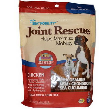 Ark Naturals, Sea Mobility, Joint Rescue, Chicken 255g