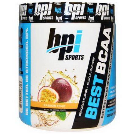 BPI Sports, Best BCAA, Passion Fruit 300g
