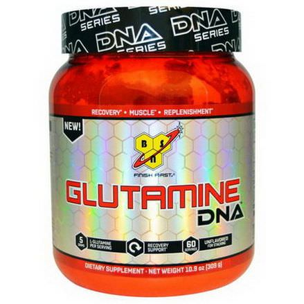 BSN, DNA Series, Glutamine DNA, Unflavored 309g