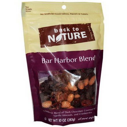 Back to Nature, Bar Harbor Blend 283g