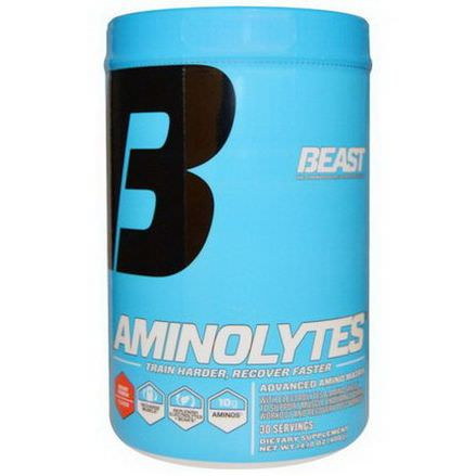 Beast Sports Nutrition, Aminolytes, Beast Punch 400g