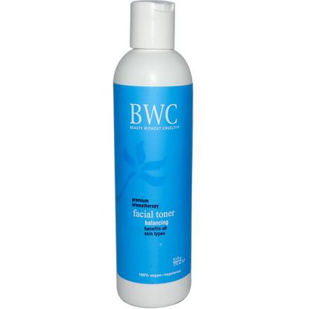 Beauty Without Cruelty, Facial Toner, Balancing 250ml