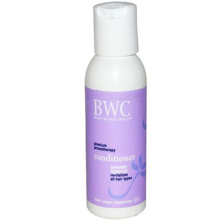 Beauty Without Cruelty, Lavender Highland Conditioner 59ml