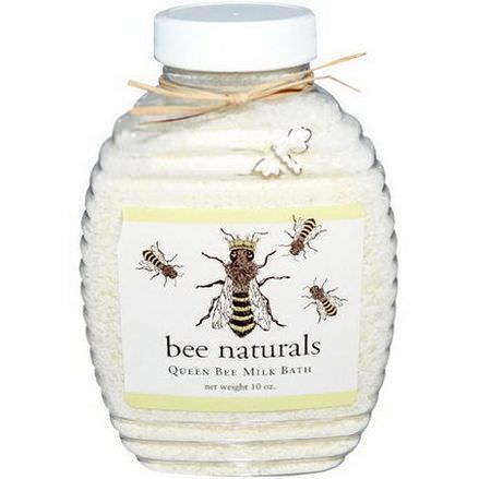 Bee Naturals, Queen Bee Milk Bath, 10 oz