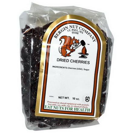 Bergin Fruit and Nut Company, Dried Cherries, 10 oz