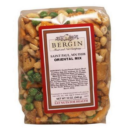 Bergin Fruit and Nut Company, Oriental Mix 340g