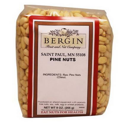 Bergin Fruit and Nut Company, Pine Nuts 255g