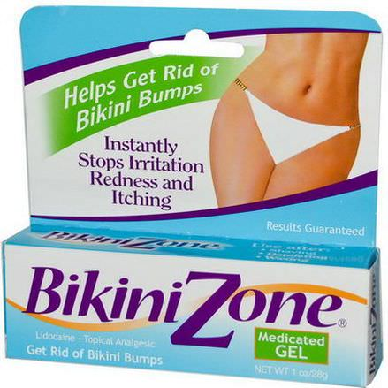 BikiniZone, Medicated Gel 28g