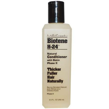 Biotene H-24, Natural Conditioner with Biotin Phase II 250ml