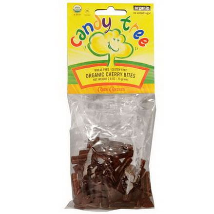Candy Tree, Organic Cherry Bites 75g