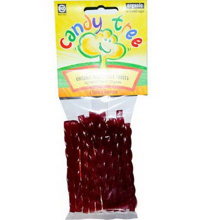 Candy Tree, Organic Raspberry Twists 75g