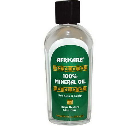 Cococare, Africare, 100% Mineral Oil 250ml
