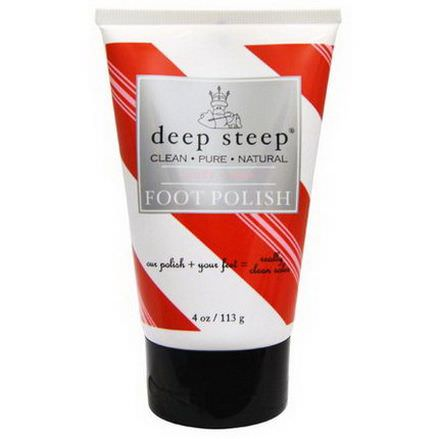Deep Steep, Foot Polish, Candy - Mint 113ml