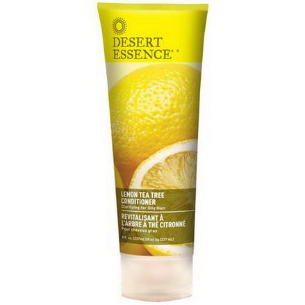 Desert Essence, Lemon Tea Tree Conditioner 237ml