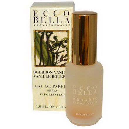 Ecco Bella, Bourbon Vanilla, Spray 30ml