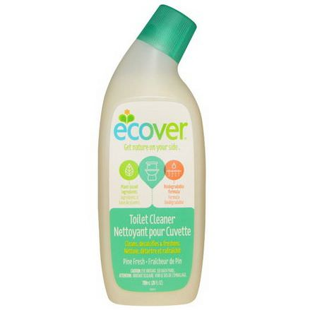 Ecover, Toilet Cleaner, Pine Fresh 739ml