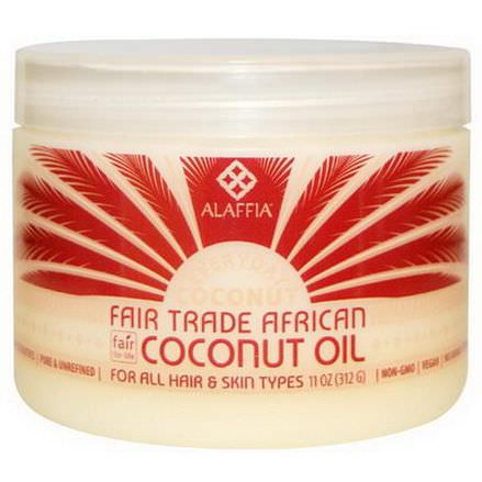 Everyday Coconut, Fair Trade African Coconut Oil 312g