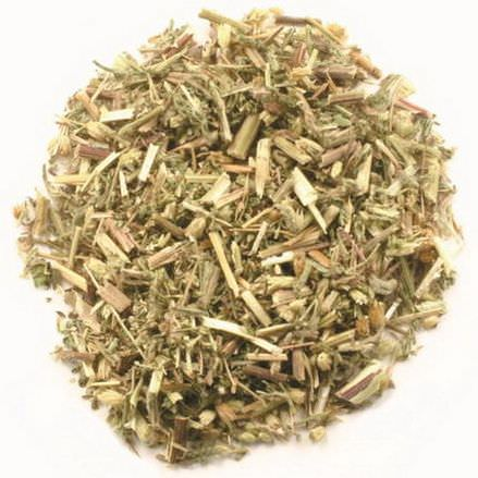 Frontier Natural Products, Organic Cut&Sifted Yarrow Flowers 453g