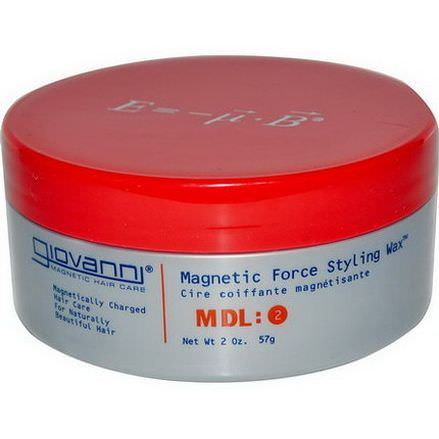 Giovanni, Magnetic Force Styling Wax, MDL: 2 57g