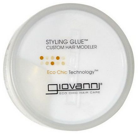 Giovanni, Styling Glue, Custom Hair Modeler 57g