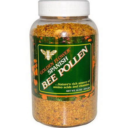 Golden Flower, Spanish Bee Pollen 454g