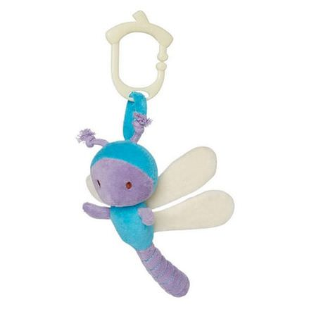 Greenpoint Brands, My Natural, Clip n Go Toy Collection, Secret Garden, Dragonfly, 1 Toy