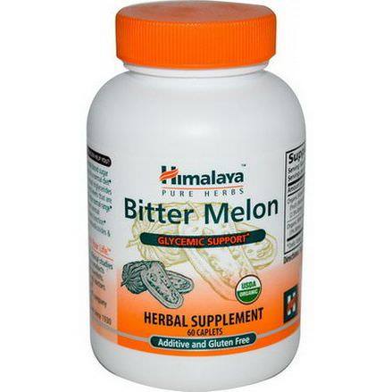Himalaya Herbal Healthcare, Bitter Melon, 60 Caplets