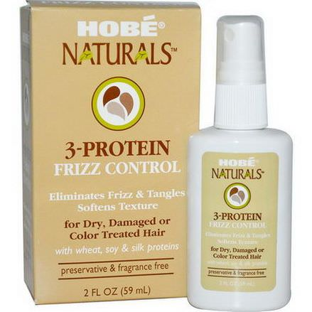 Hobe Labs, 3-Protein Frizz Control 59ml