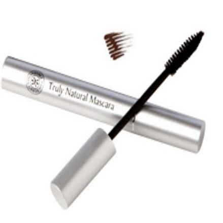 Honeybee Gardens, Truly Natural Mascara, Chocolate Truffle 6ml