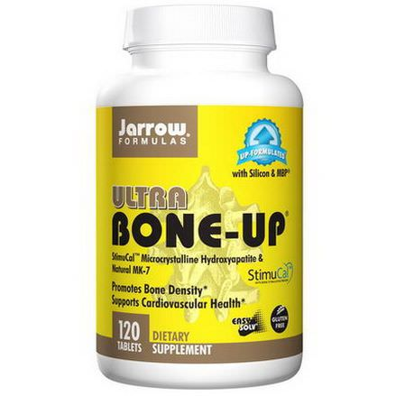 Jarrow Formulas, Ultra Bone-Up, 120 Tablets