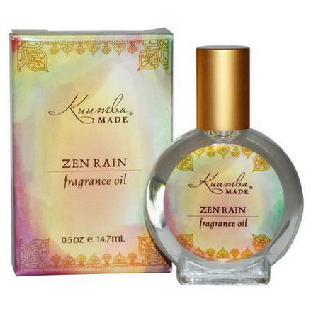 Kuumba Made, Fragrance Oil, Zen Rain 14.7ml