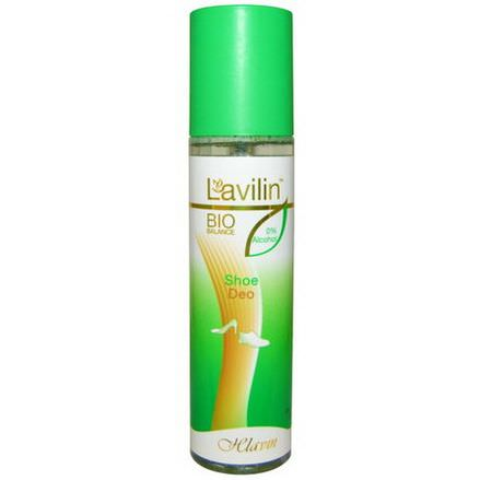 Lavilin, Shoe Deo, Herbal Odor Neutralizer, 250ml