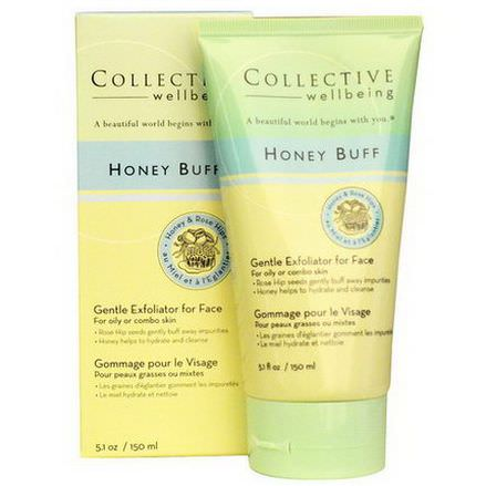 Life Flo Health, Collective Wellbeing, Honey Buff 150ml