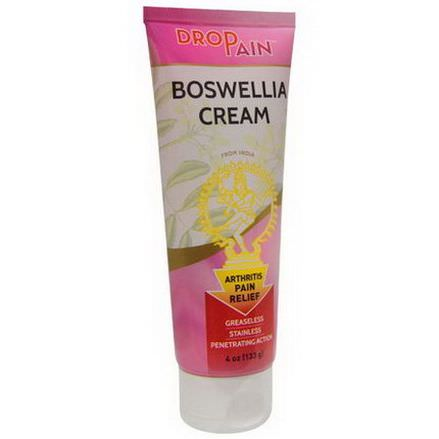 Life Time, Dropain Boswellia Cream 113g