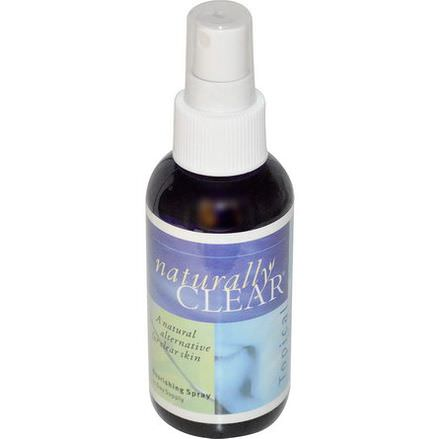 Metabolic Maintenance, Naturally Clear, Topical Nourishing Spray 120ml
